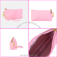 Classic nylon toiletry cosmetic bag with pocket for women travel case makeup bag cosmetics bag online