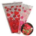 Las mangas y los envases flores