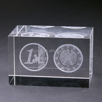 High quality Laser Etched 3D Crystals