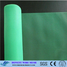 50m/roll green color mosquito protection window screen
