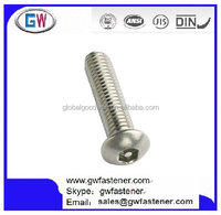 Stainless Torx Button Security Screw