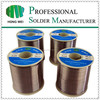 Flux cored tin lead alloy solder wire