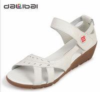 2013 DALIBAI 6020 white color women sandal shoes nurse shoes with fine quality nursing shoes