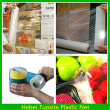 safe and high quality fresh LLDPE wrap stretch film