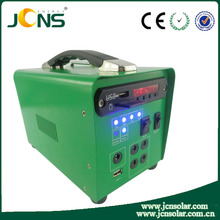 15w solar storage power system with radio,mp3 function in manufacturer and supplier