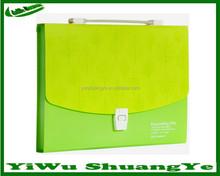 A4 expanding file bag, PP expanding file bag, carrying expanding file bag