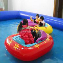 Mejor calidad baratos de segunda mano botes chocones piscina made in china ( M-011 )