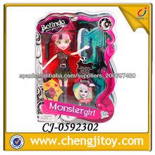 Juguete en china muñeca barato ( monster high ) para la navidad