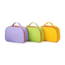 Beautiful Nylon womens Travel Cosmetic Bag,Cosmetic Case