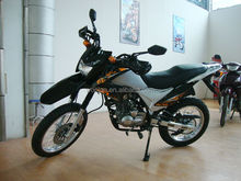200CC Super Cross Road Dirt Bike for Latin American Market