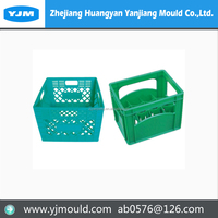 Customized injection plastic beer box mold made in China