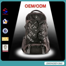 Hot sale new products Large leisure rucksack backpack bag fashion casual backpacks nylon leisure backpack bag