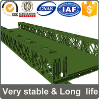 Q345B steel railway steel bridge for sale