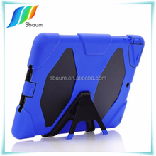 Hybrid Shockproof Protective Case For iPad with KickStand
