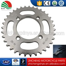 High Quality CD70 Motorcycle Chain and Sprocket for Sale