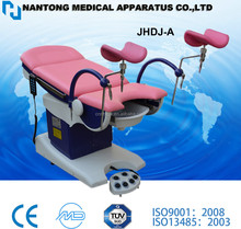 Medical equipments gynecological examination bed (JHDJ-A)
