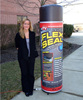 Flex Seal Liquid Rubber Inflatable Product Replica
