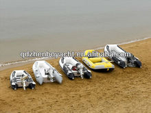 sea side holidays PVC inflatable boat