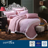 100% cotton 60S Jacquard bedding set, Duvet cover for Beautiful life