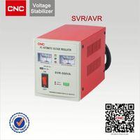 SVR and AVR Type Relay Type thyristor voltage stabilizer