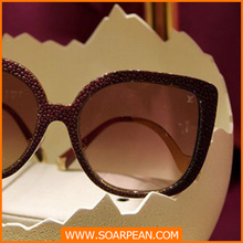 custom decorative egg shape glasses racks