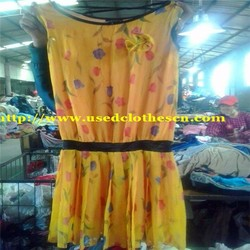 china supplier wholesale mixed used clothing in bale,used clothes contain women and girls clothes turkey