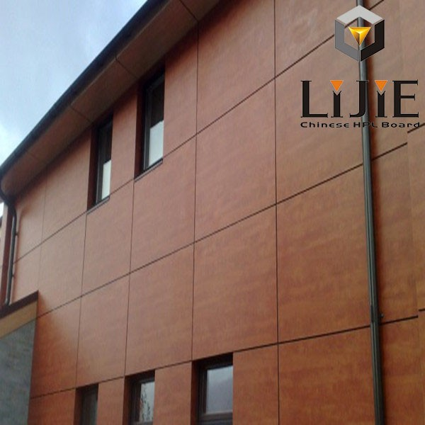 Interior Cladding Materials : Lijie decorative white interior hpl wall cladding panels