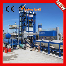 With Cold Aggregate Supply System LB500 Asphalt Batch Mixing Plant