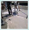 dry grey powder waterproof coating for swimming pool floor