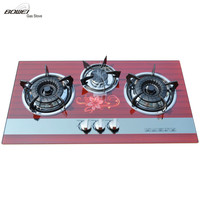 BW-XK3001C Glass Top Table Gas Cooker
