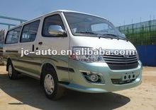 D5 new face lengthened mini bus made in china jincheng