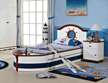 2015 Solid Pine Wood Fashionable Kid's Truck Bed room sets