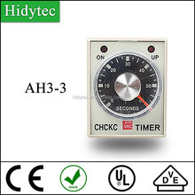110 V AH3-3 timer relay time delay relay