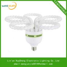 Energy Saving Lamp CLUB/flower shape with tri-color powder/mix-powder