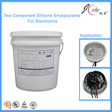 Deep curing electronic pouring sealant for LED