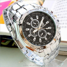 Amazing hot sales new outdoor sports alloy men watches with cheap price and high quality