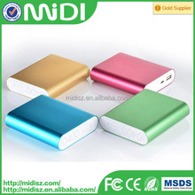 Low price mobile power bank,portable mobile charger,promotion gift with custom logo for smartphone