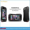 Love Mei Small Waist Dustproof Waterproof Shockproof Aluminum Metal Case for iphone 6