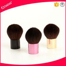 2015 new item goat hair kabuki makeup brushes