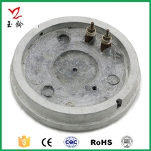 Customized die cast heating element used in car