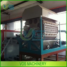 VOS brand most popular paper pulp egg tray machine/egg tray making machine India 0086-15736766208