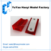 Best quality soft plastic prototype of silicone rubber mould