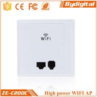 Bydigital 300Mbs mini wifi ap 2.4GHz rj45 to rj 11 port wifi ap module