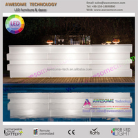 swimming pool bar / catering beverage event bar counter