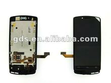 n700 front cover+lcd screen+touch panel (white & black)