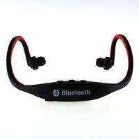 China Wholesale Cheap OEM Headphone Bluetooth Sport MP3 Player Stereo Headphones