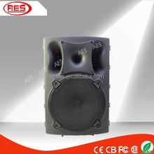 home use outdoor karaoke karaoke active speaker 15 inch powerful amplifier