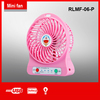 the new style partable micro usb fan for all kind person with light