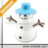 Christmas promotion snowman usb flash drive