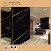 Tunisia Lauren black gold marble polish tiles price marble fixing system